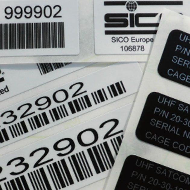Asset Identification & Barcode