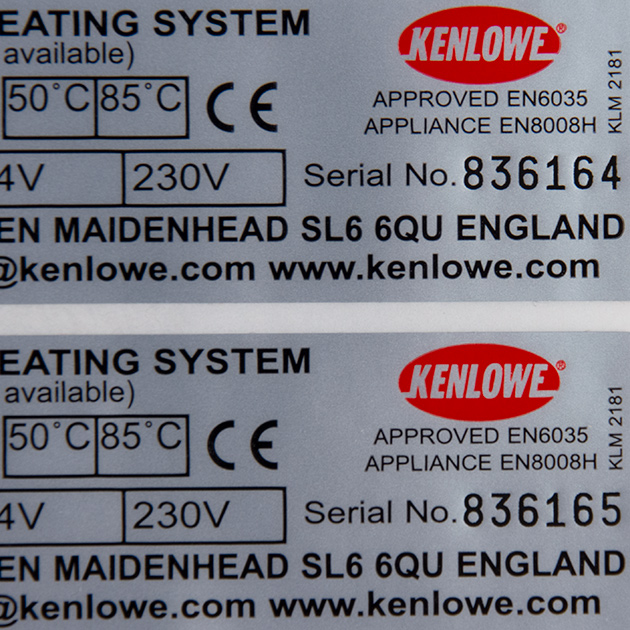 Kenlowe Labels